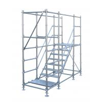 Cheap 48.3mm 60.3mm Ringlock Scaffolding System For Construction Projects for sale