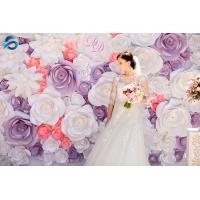 Buy cheap Water Resistant Artificial Wedding Flowers Not Wither Ornamental Function from wholesalers