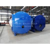 Cheap Automatic Oil Fired Steam Boiler Industrial Low Pressure Hot Water Boiler for sale