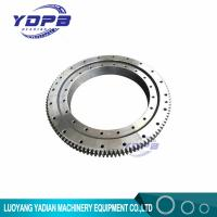 Cheap VLA200944-N Four point contact slewing ring bearing external gear teeth,inner ring flanged 834x1046.1x56mm for sale