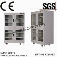 Cheap Stainless Low Humidity Electronic Dry Cabinet , 85V - 265V LED Display for sale