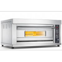 Cheap Electric Commercial Baking Oven Gas Pizza Oven Commercial Baking Equipment for sale