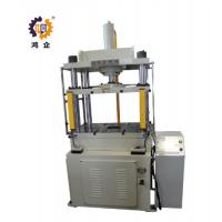 Cheap PLC Control Four Column Hydraulic Press Machine For Touch Screen 40T for sale