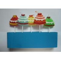 Unscent Gift Pick Candles Christmas Hat Shape Drip - Less With Various Colors Manufactures