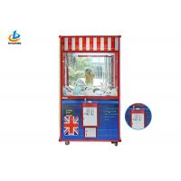 Cheap Strong Stablity Crazy Toy 2 Arcade Claw Crane Game Machine Coin Operated for sale