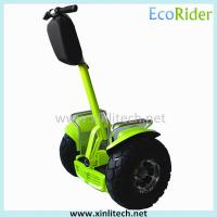 Cheap Fashion Adult Electric Scooter 2000W 60V Free Standing Waterproof Rubber Ring for sale