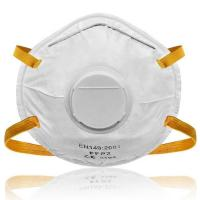 Cheap Non Irritating N95 Face Mask , Dust Proof N95 Particulate Respirator Mask for sale