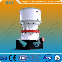 Cheap HPST440S Single Cylinder Hydraulic Cone Crusher for sale