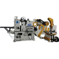 Cheap Electronic Parts Processing Stamping NC Servo Feeder Tube Notcher 380V 50Hz for sale