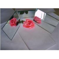 Cheap Black Silver Mirror Glass Sheet 3mm 4mm 5mm 6mm Thickness For Decoration for sale