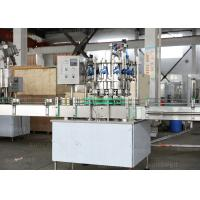 Cheap Count Pressure System Reliable Aluminum Can Filling Machine For Carbonated Cola Energy Drinks for sale