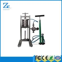 Cheap ZNS-5MP Filter press with API standard drilling fluid cup for sale