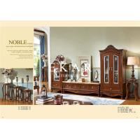 Cheap Dining Room Solid Antique Cabinet Wood for sale