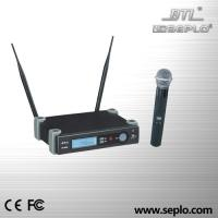 UHF Single wireless microphone SE-8283 Manufactures