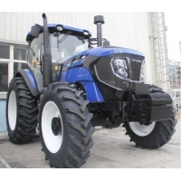 Cheap Used Levol Agriculture Machinery Farm Tractor With Rotary Tiller for sale
