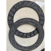 Cheap Guaranteed Non-asbestos With Multi Copper Friction Materials ULK Clutch Facing 0-460 MM For Small Vehilces for sale