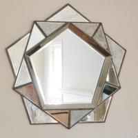 Cheap mirror coffee table J003 for sale