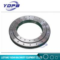 Cheap VLA200644-N Four point contact bearings  light series external gear teeth,inner ring flanged 534x742.3x56mm for sale