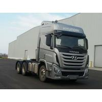 Cheap 6*4 Drive Mode Used Tractor Truck 440hp With Euro V Emission Standard for sale