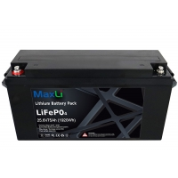 Cheap Lifepo4 25.6V 75amp Lithium Lead Acid Battery 4S13P for sale