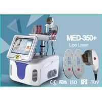 Cheap LCD Touch Screen RF Slimming Beauty Machine Home Cellulite Treatment Machine for sale