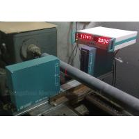 Buy cheap Laser Diameter Measuring Gauge , Axis And Rubber Roller Diameter Testing from wholesalers