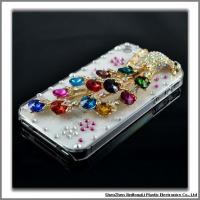 "Cheap  Bling Crystal Case For Iphone 5"" Luxury Case  - Factory price and Paypal acceptable for sale"