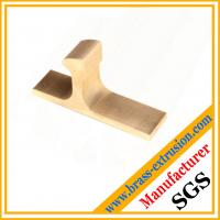 Brass sanitary parts extrusion profile sections