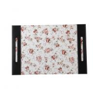 Cheap PU leather office desk mat for sale