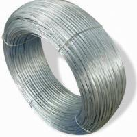 stainless steel galvanized iron wire,hot dipped/electroplate galvanized Manufactures