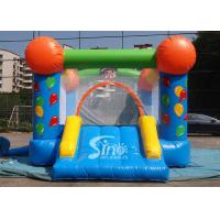 Indoor kids small inflatable bouncer for family fun from China Inflatable Factory