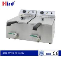 Cheap CE Twin fryer 10L Electric fryer Two basket ACE deep fryer Portable catering equipment China sourcing WF-102SV for sale