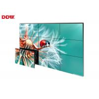 Cheap Wireless Wall Mounted Video Wall , Full Color Large Touch Screen Wall for sale