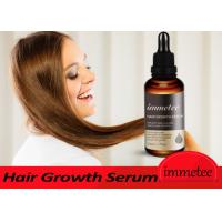 100% Natural Ingredient Hair Growth Serum Promote Fast Hair Growth For Men And Women Manufactures