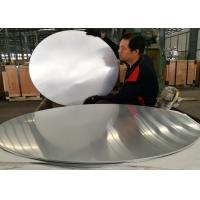 Cheap Large Polishing 1070 Round Aluminum Sheet Light Weight For Kitchen Utensils for sale