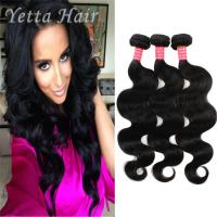 Cheap 100g Body Wave Indian Virgin Curly Hair With No Chemical No Mixture for sale