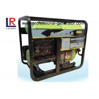5kVA Air Cooled Generator / Diesel Fuel Generator with Recoil or Electric Start
