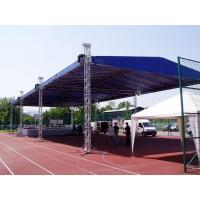 Quality Advertising Ladder Trade Show Truss , Simple Folding International Truss Systems wholesale