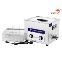 Cheap 15 Liters SUS304 360W Bench Top Ultrasonic Cleaner for sale