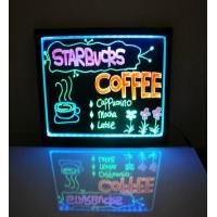 Cheap advertising Led Fluorescence Plates screen energy saving for sale