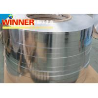 Cheap High Purity Aluminum Strip Roll Customized Width Good Tensile Strength for sale