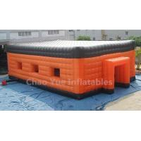 Cheap High Quality PVC Tarpaulin Big Inflatable Party Cube Tent for event for sale