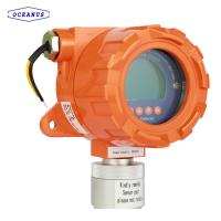 Cheap OC-F08 Fixed Ethyne C2H2 gas detector, test range customized, Audible-visual alarm,Explosion proof design for sale