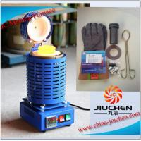China JC-K-220-2 China Supplier Factory Sell 1kg Gold Melting Induction Furnace on sale