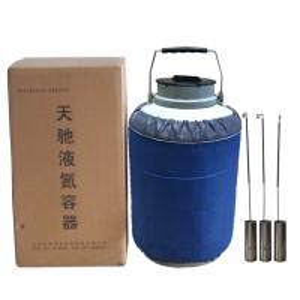 Cheap Tianchi Liquid nitrogen container YDS-50B-210 Liquid nitrogen tank 50BL210mm Cryogenic vessel 50L for sale