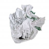 Cheap SGS 25kg/Bale Lint Free Cotton Cleaning Cloths for sale