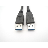 Cheap Tinned Coppe Male To Female 5V 2M USB Data Transfer Cable for sale