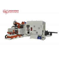 Cheap MAC6 Series 3 In 1 Decoiler Straightener Feeder Thickness  Coil Handling Equipment for sale