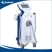 Cheap Multi Spot Professional Laser Hair Removal equipment / Acne Pigmentation Removal for sale
