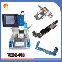 Cheap Optical alignment WDS-700 mobile bga repair machine automatically for NAND touch ic remove for sale